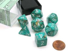 CHX 27403 - Marble Oxi-Copper White 7 Die Set