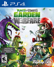 Plants vs Zombies Garden Warfare (Playstation 4)