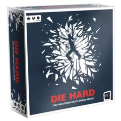 Die Hard - The Nakatomi Heist Board Game