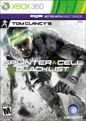 Splinter Cell - Blacklist - Kinect (Xbox 360)