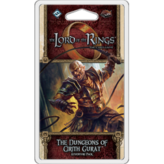 The Dungeons of Cirith Gurat - Adventure Deck (The Lord of the Rings) - The Card Game
