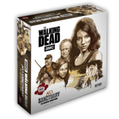THE WALKING DEAD: NO SANCTUARY - WHAT LIES AHEAD EXPANSION