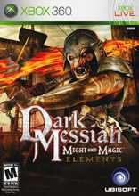 Dark Messiah - Might and Magic Elements (Xbox 360)