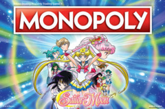 (Monopoly) Sailor Moon
