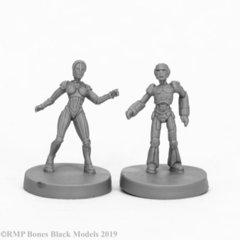 Androids (2) (Reaper Bones Black) - 49011