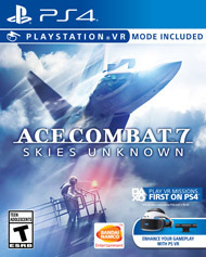 Ace Combat 7 Skies Unknown (PS4)