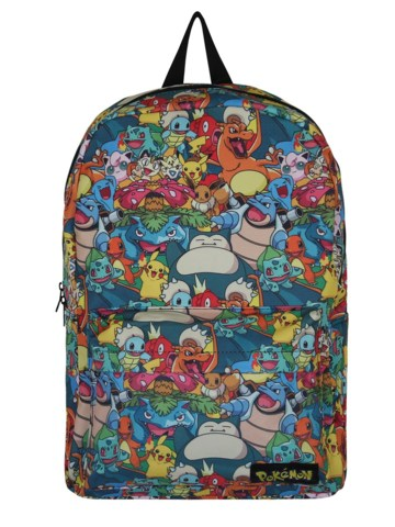 d4ea3a2585 Pokemon All Character (Backpack) - Apparel » Backpacks - Wii Play Games