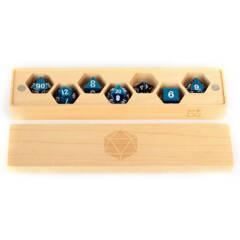Wood Dice Vault - Maple