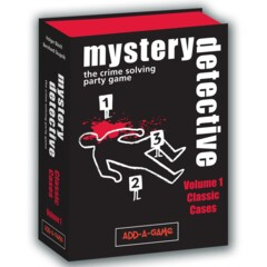 Mystery Detective - Volume 1 Classic Cases
