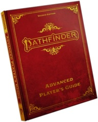 Pathfinder - Advanced Player's Guide (Second Edition) Special Edition