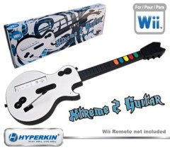 Wii Xtreme 2 Wireless Guitar Controller - Hyperkin