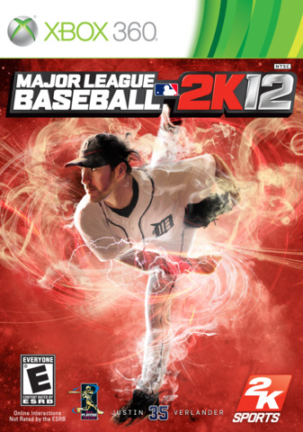Major League Baseball - 2K12 (Xbox 360)