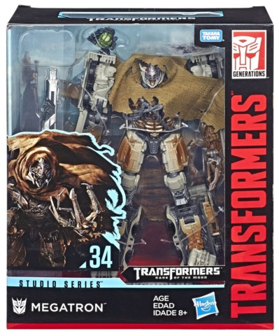 1c828d4ed Megatron - Transformers Dark of the Moon (Transformers Generations ...