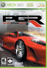 Project Gotham Racing - 3 (Xbox 360)