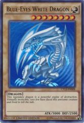 Blue-Eyes White Dragon - CT13-EN008 - Ultra Rare - Limited Edition