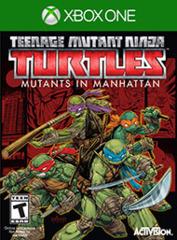 Teenage Mutant Ninja Turtles - Mutants in Manhattan (Xbox One)