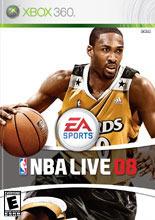 NBA - Live 08 (Xbox 360)