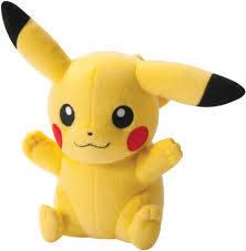 Pikachu (Pokemon XY) - Plushie