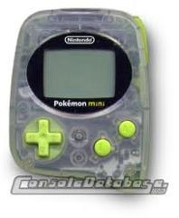 Nintendo PokEmon Mini Handheld