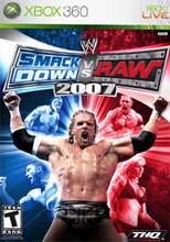 WWE - Smackdown vs RAW 2007 (Xbox 360)