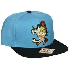 Blue - Meowth (Pokemon)
