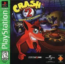 Crash Bandicoot 2: Cortex Strikes Back Greatest Hits