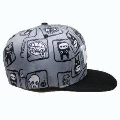 Grey - Black - Totoro