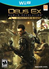 Deus Ex Human Revolution - DC (Wii U)