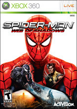 Spider-Man - Web of Shadows (Xbox 360)