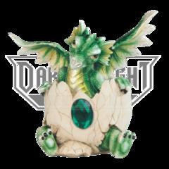 Green - Dragon Hatching Egg - 71471
