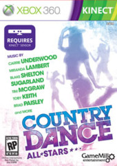 Country Dance: All Stars Kinect ( Xbox 360 )
