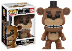 #106 - Freddy (Five Nights at Freddy's)