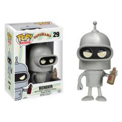 #29 - Bender (Futurama)
