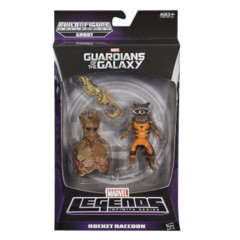 Rocket Raccoon - Guardians of the Galaxy (Marvel Legends)