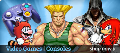 Shop Video Games and Consoles