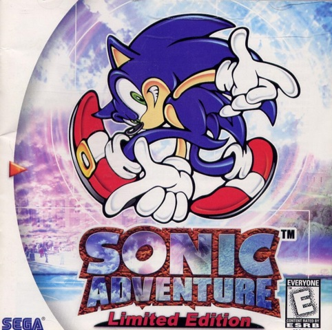 Sonic Adventure Limited Edition
