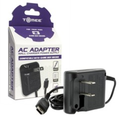 (Hyperkin) Game Boy Micro AC Adapter - Tomee