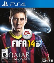 FIFA - 14 (Playstation 4) - PS4