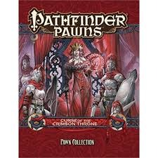 Pathfinder Pawns - Curse of the Crimson Throne (RPG) - Pawn Collection