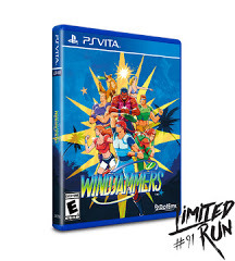 Windjammers (Vita Limited Run)