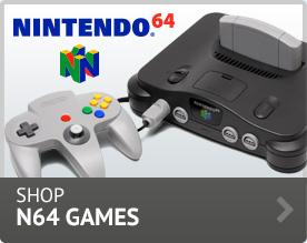 Shop Nintendo 64
