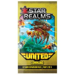 Star Realms - United - Command Booster Pack
