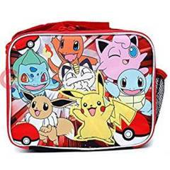 Red - Pokemon Characters (Pokemon) - Lunch Bag