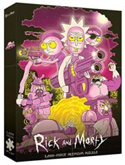 Rick And Morty - Big Trouble in Little Sanchez (Puzzle) - 1000pc premium