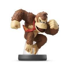 Donkey Kong - Smash Bros. - Amiibo (Nintendo)