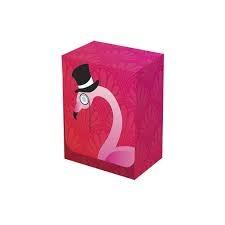 Monocle Pink Flamingo - Deck Box (Legion)