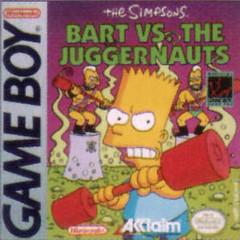 Bart vs. the Juggernauts