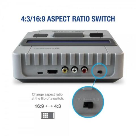 SupaRetroN HD Gaming Console for Super Nintendo