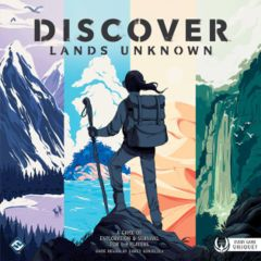 Discover Lands Unkown