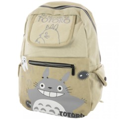 Beige - My Neighbour Totoro and Dust Bunnies  (Backpack)